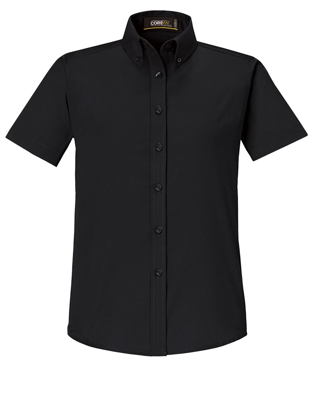Picture of Core365 Ladies Short Sleeve Twill Shirt