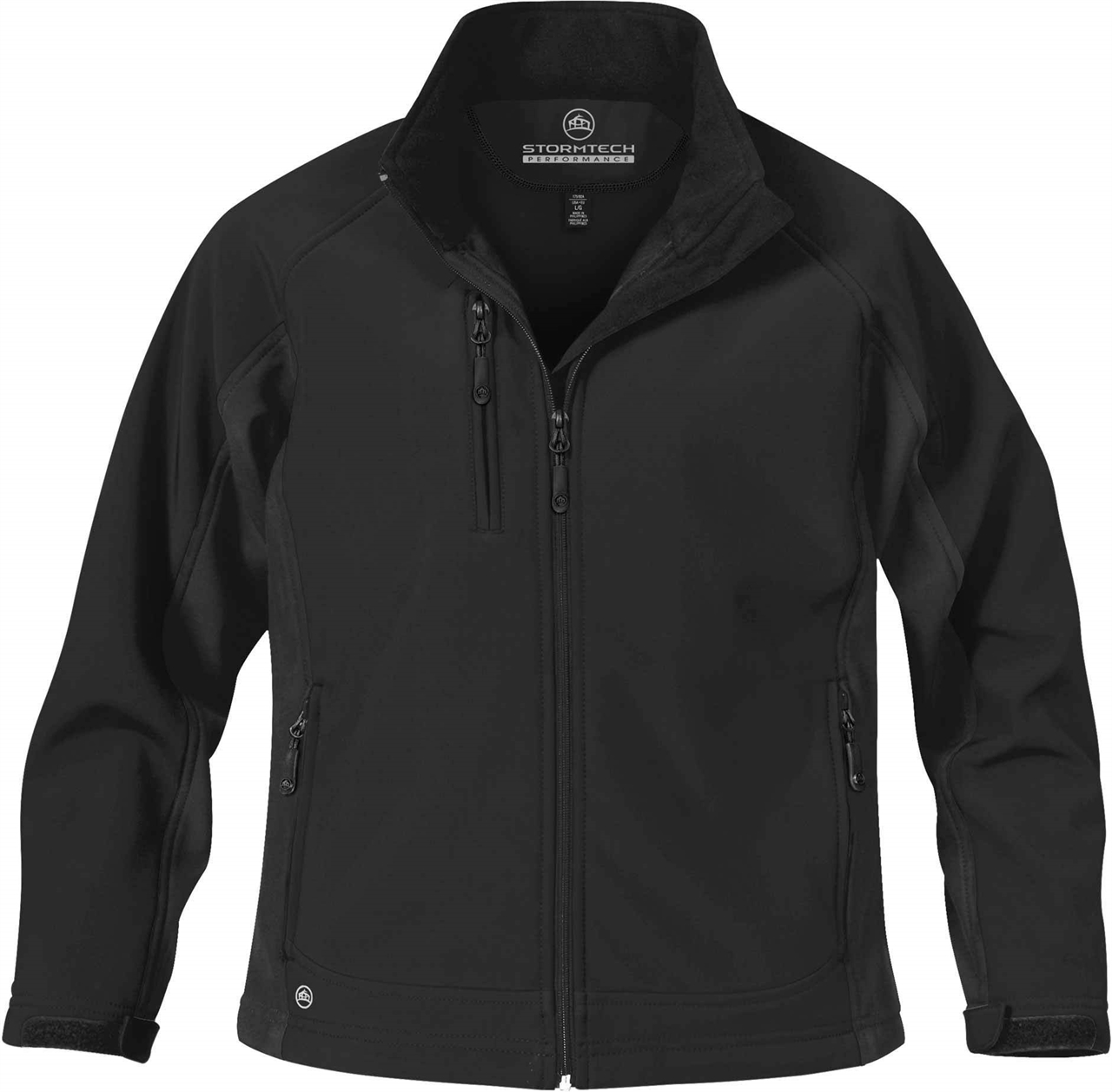 Picture of Stormtech Women's Crew Bonded Shell