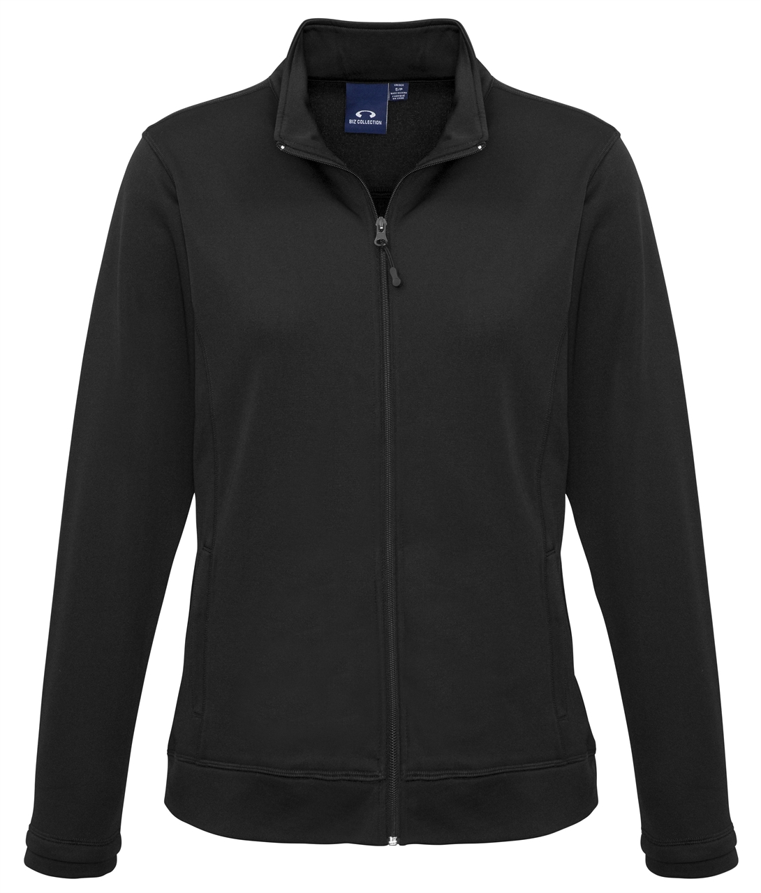 Picture of Biz Collection Hype Ladies Full Zip Jacket