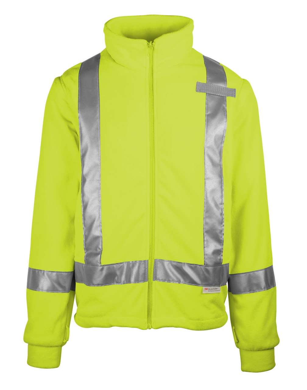 Picture of Sumaggo High Visibility 2-In-1 Fleece Jacket