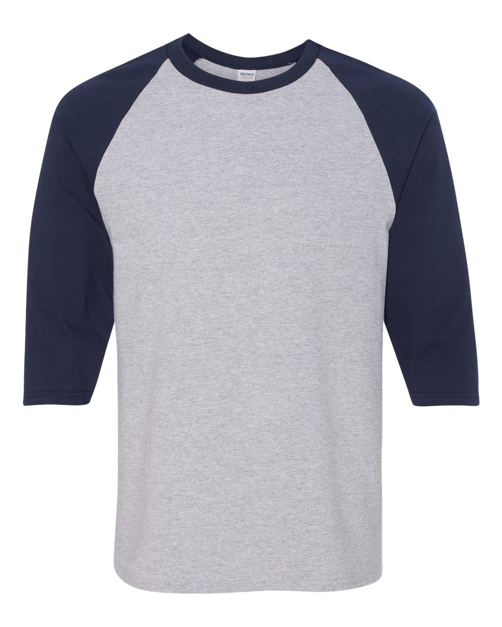 Picture of Gildan Heavy Cotton Adult  3/4 Raglan T-Shirt