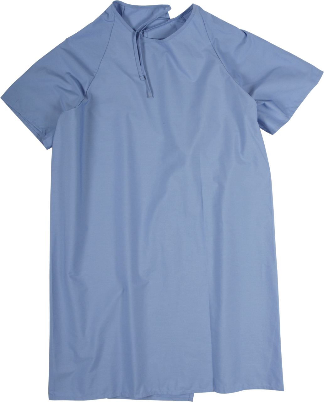 Picture of Premium Uniforms Overlapping Patient Gown