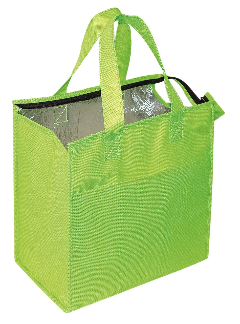 Picture of Insulated Grocery Tote Bag