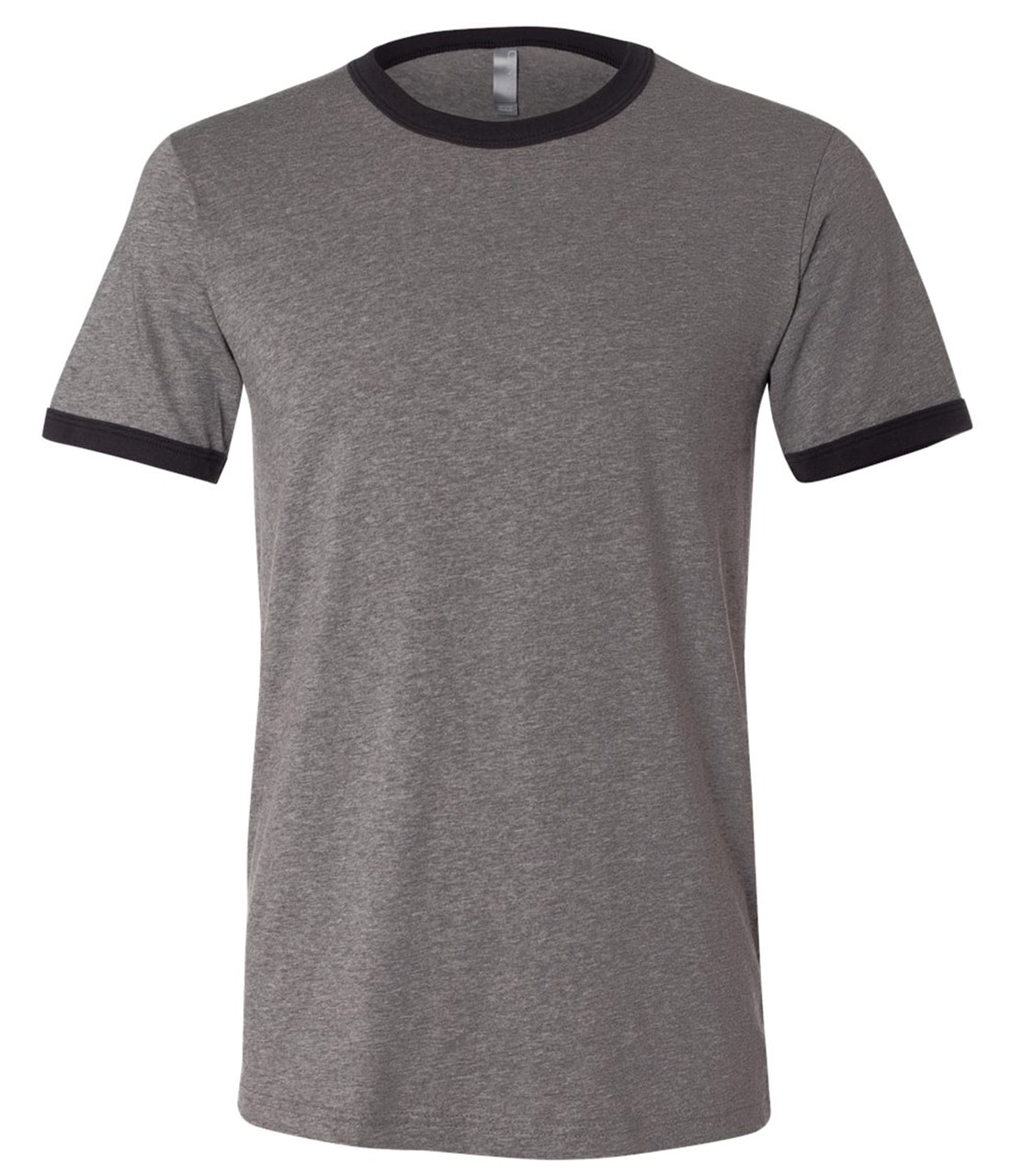 Picture of Bella Canvas Heather Ringer Jersey Tee