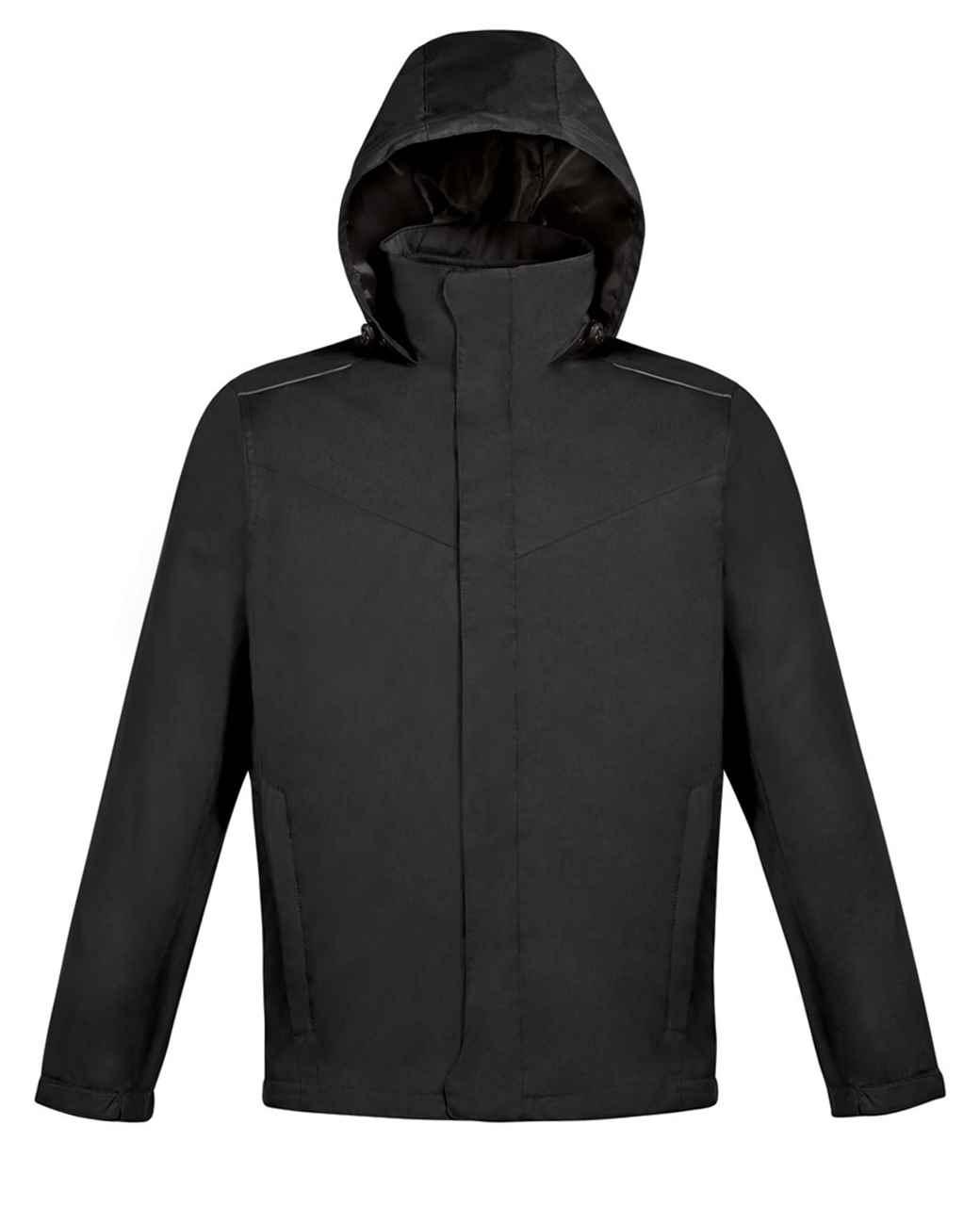 Picture of Core365 Men's 3-In-1 Jacket With Fleece Liner