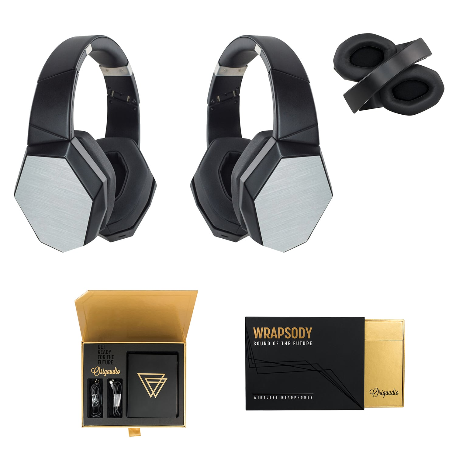 Picture of Wrapsody Wireless Headphones