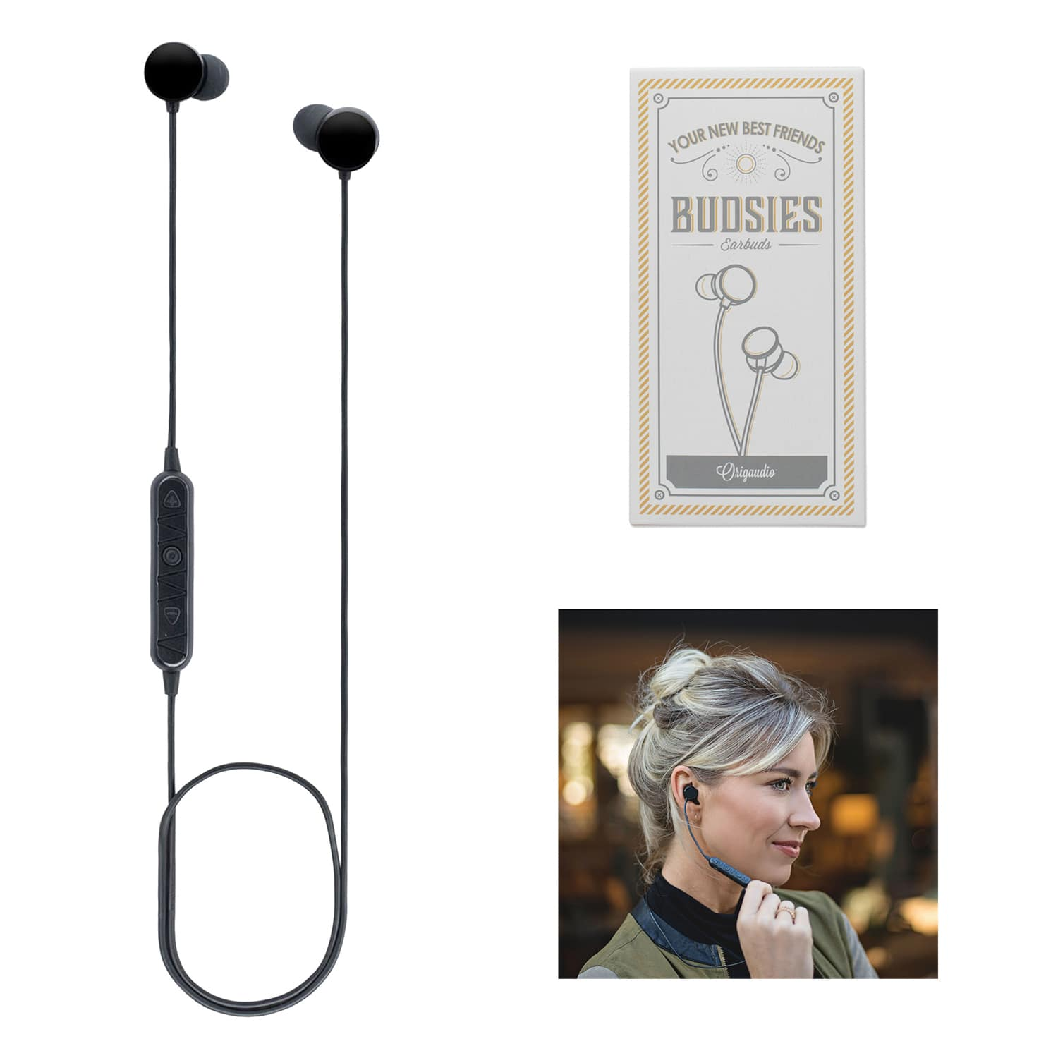 Picture of Budsies Wireless Earbuds
