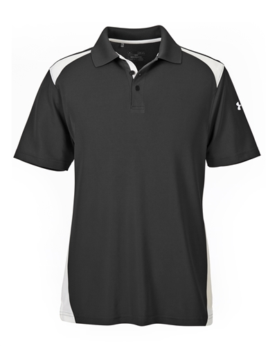 Picture of Under Armour Mens Team Colourblock Polo