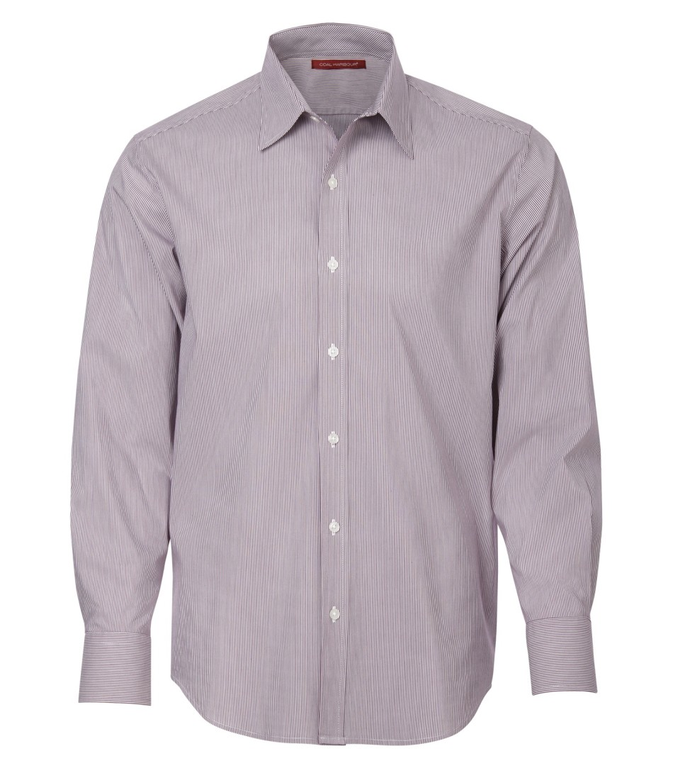 Picture of Coal Harbour Mini Stripe Woven Shirt