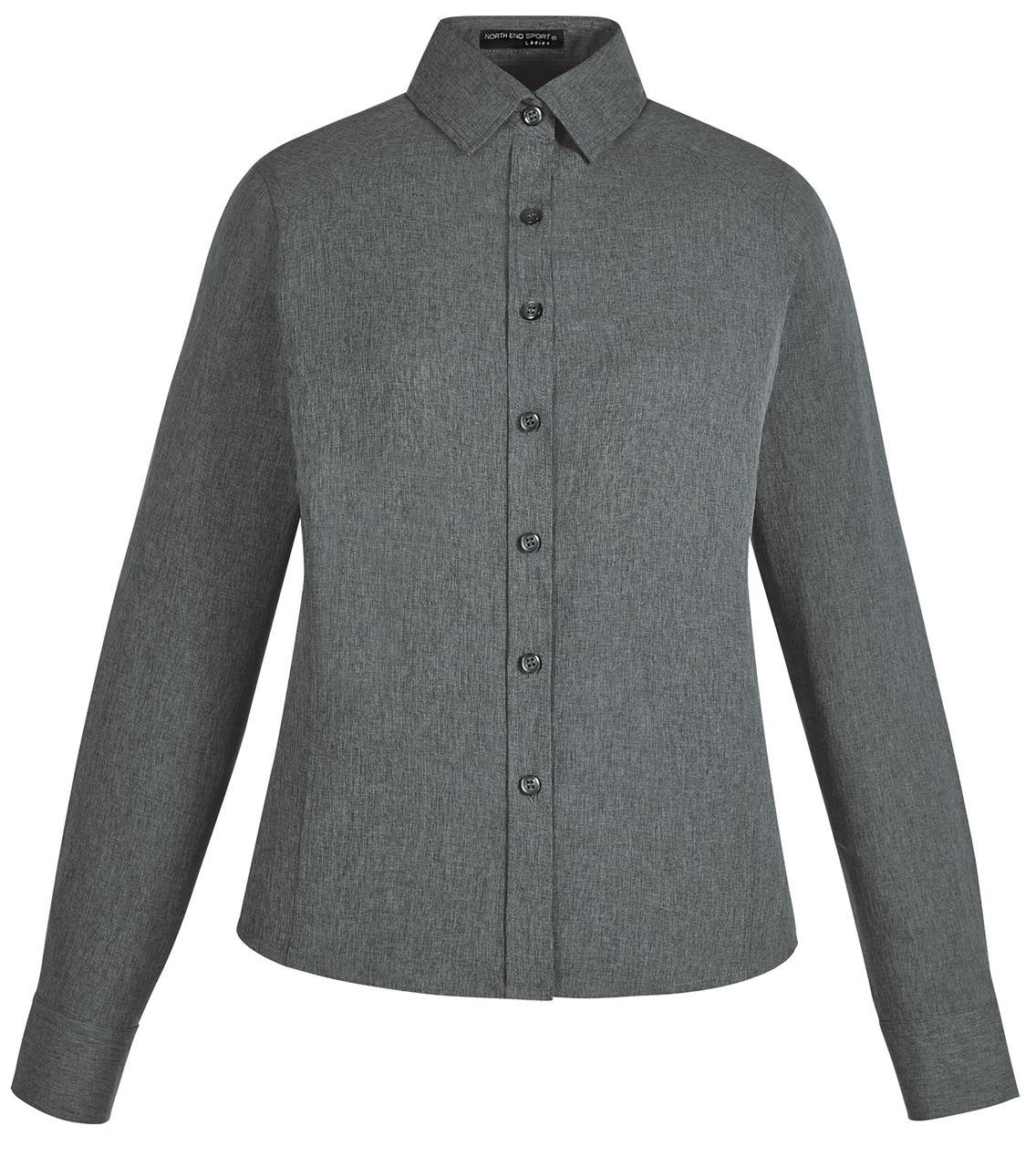Picture of North End Central Ave Ladies Performance Shirt