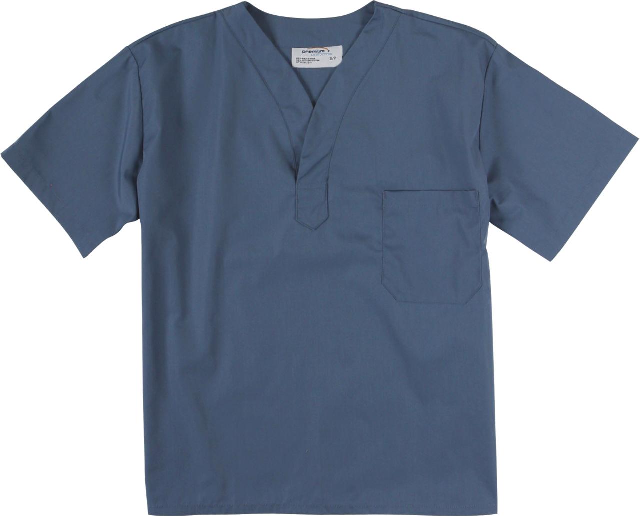 Picture of Premium Uniforms Unisex Scrub Top