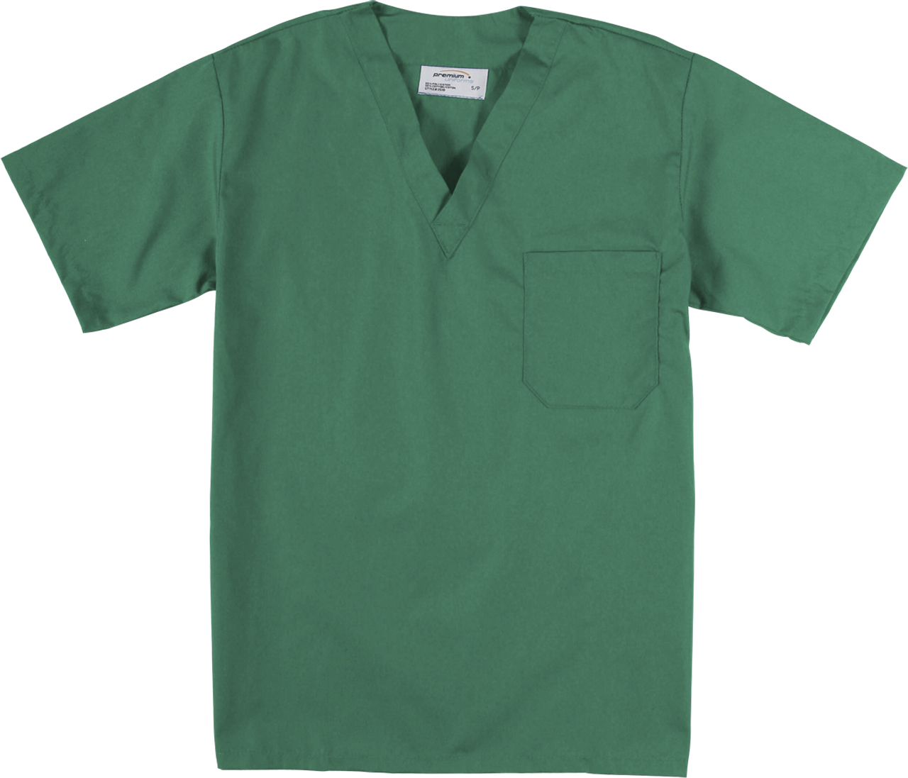 Picture of Premium Uniforms V-Neck Scrub Top