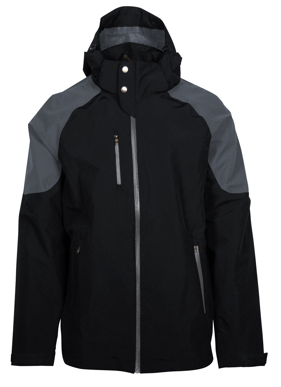 Picture of North End Sport Red Men'S Impulse Interactive Shell Jacket