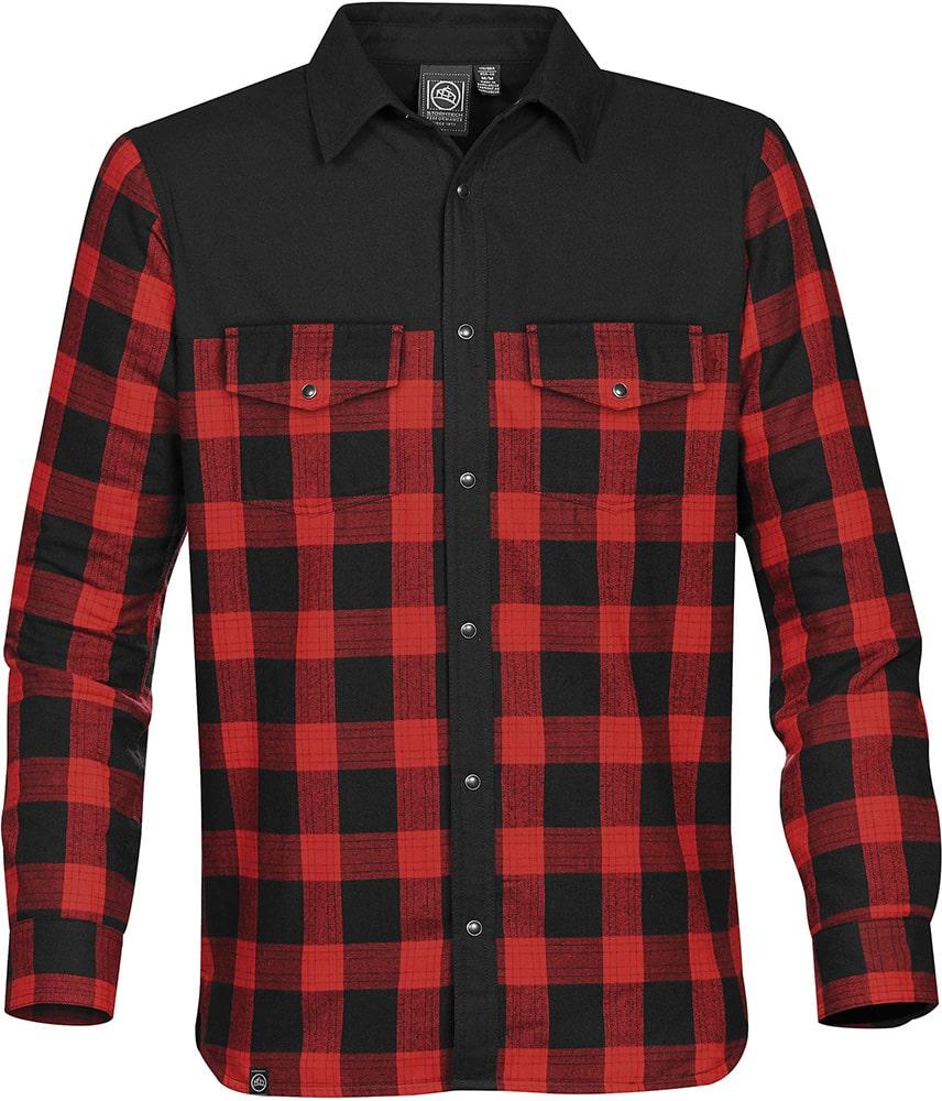 Picture of Stormtech Men's Logan Thermal LS Shirt