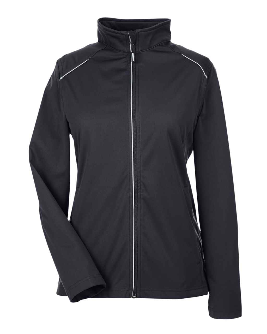 Picture of CORE365 Ladies' Techno Lite Three-Layer Knit Tech-Shell