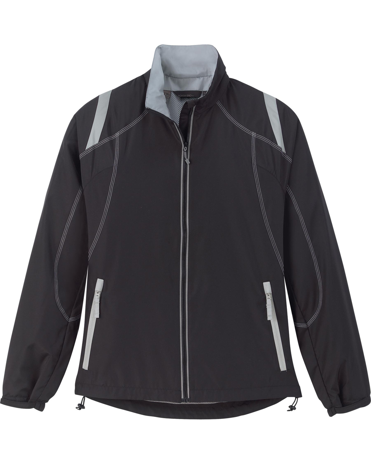 Picture of North End Ladies Lightweight Colour-Block Jacket