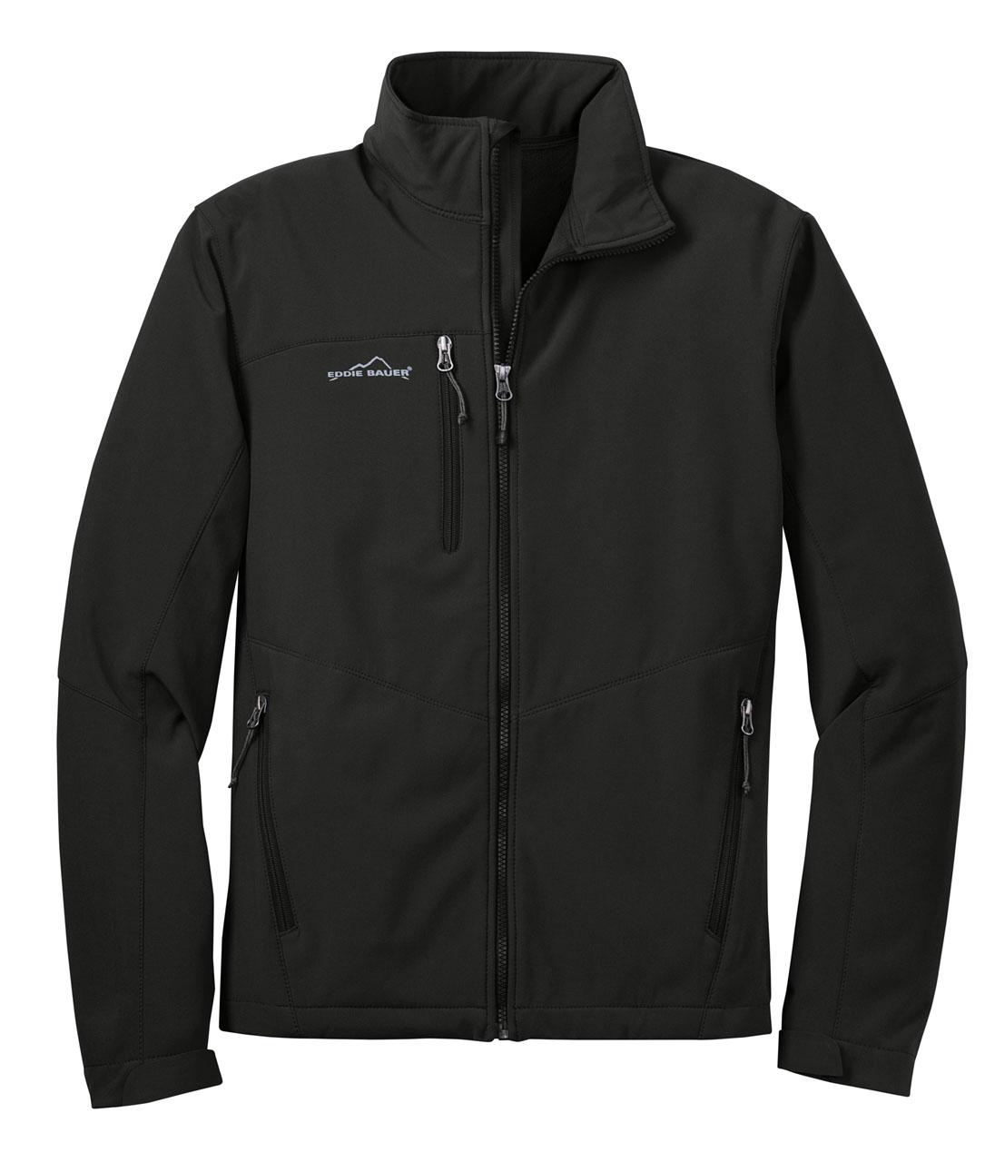 Picture of Eddie Bauer Full Zip Vertical Fleece Jacket