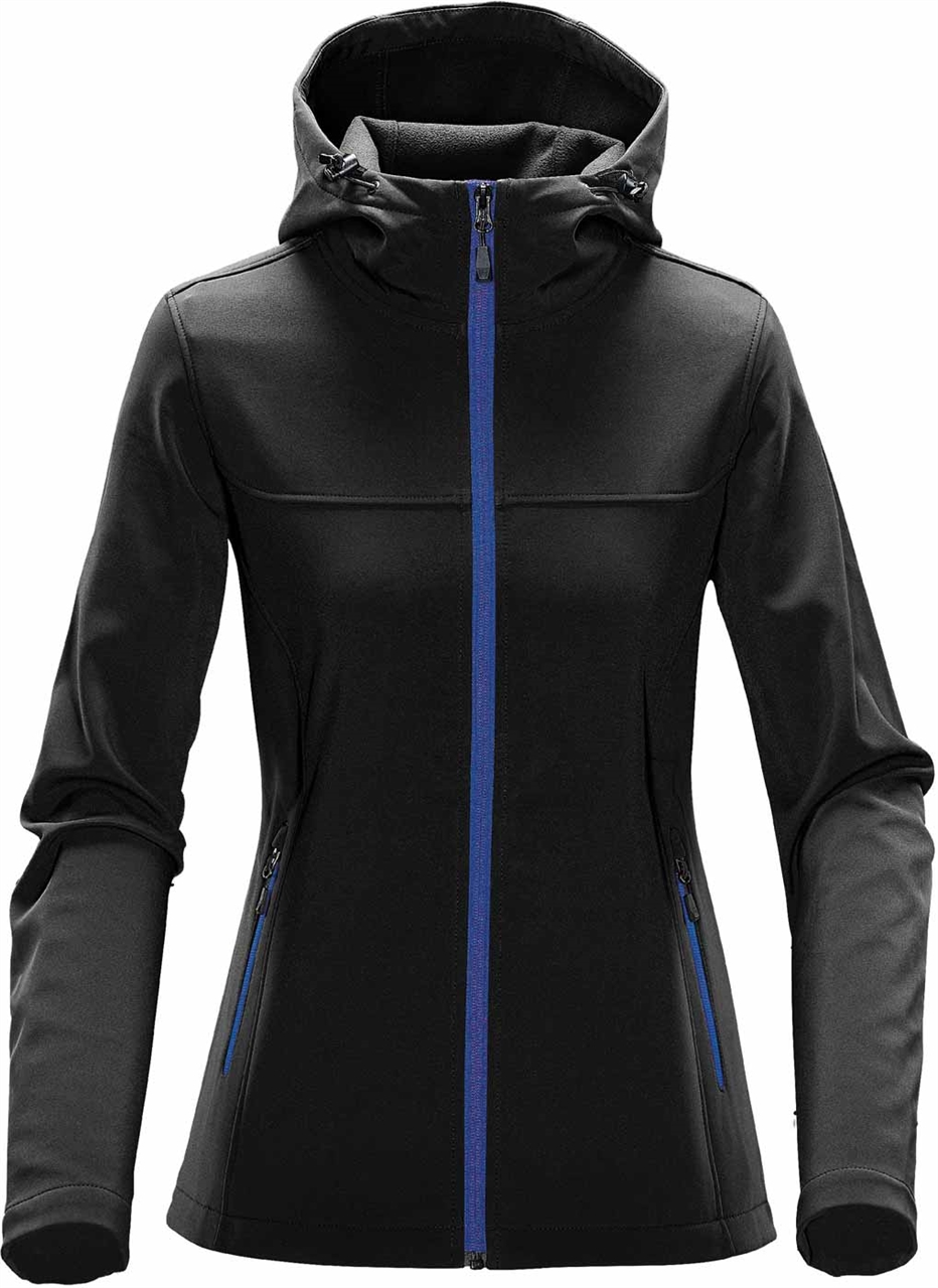 Picture of STORMTECH Women's Orbiter Softshell Hooded Jacket
