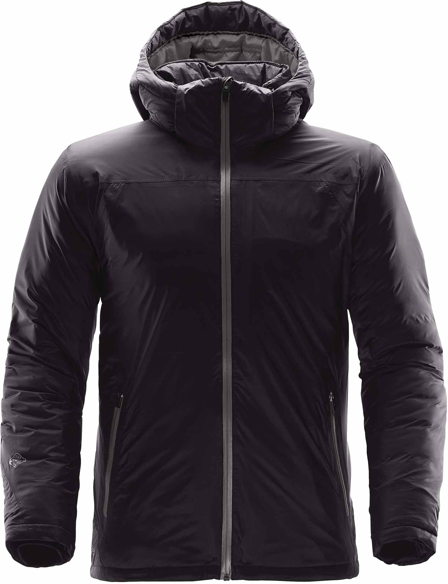 Picture of STORMTECH Mens Black Ice Thermal Jacket