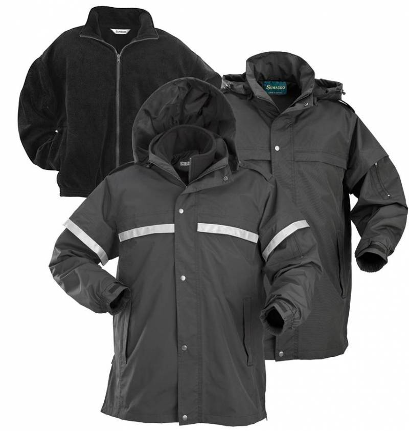 Picture of Sumaggo New Oxford 3-IN-1 Jacket with 3M Reflective Material
