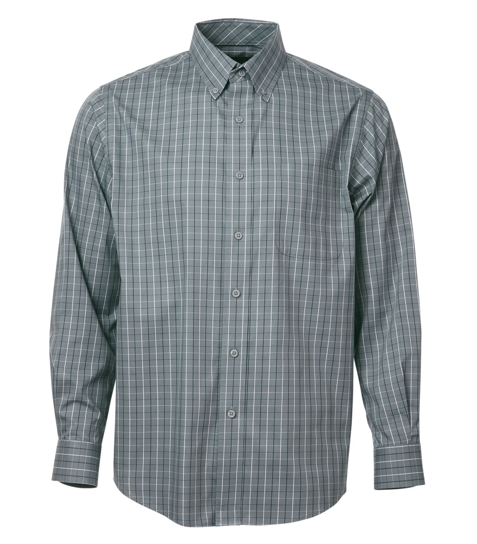 Picture of Coal Harbour Tattersall Check Woven Shirt