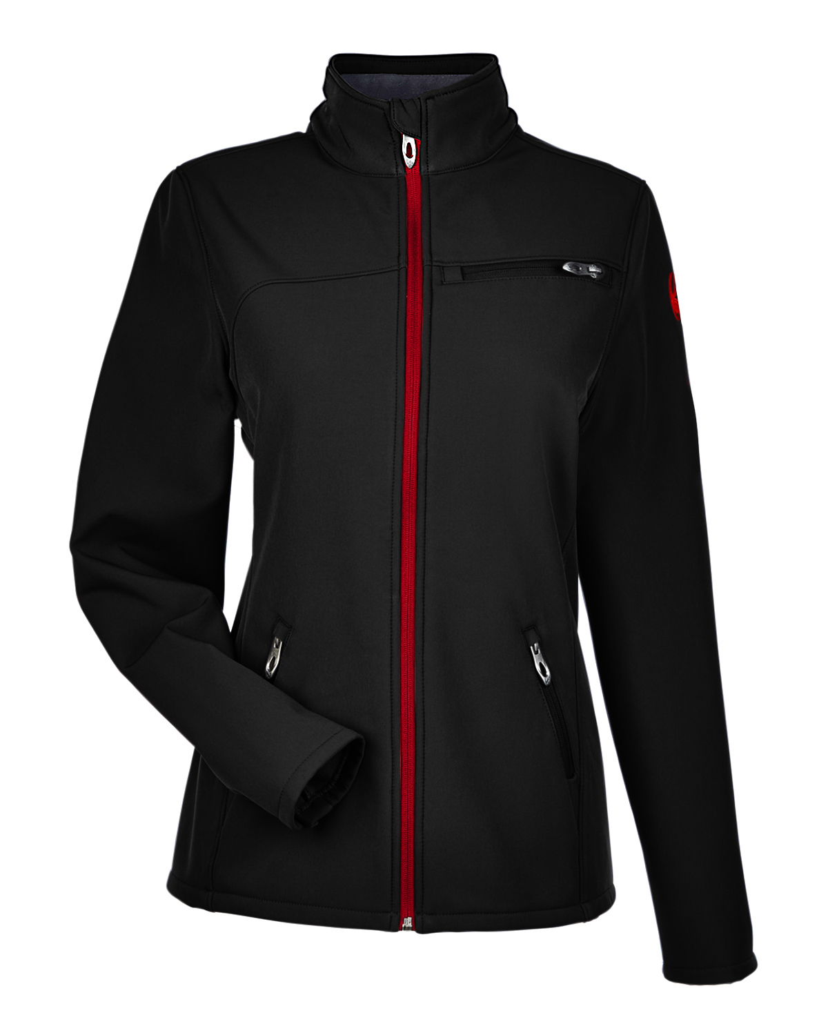 Picture of Spyder Ladies Transport Soft Shell Jacket