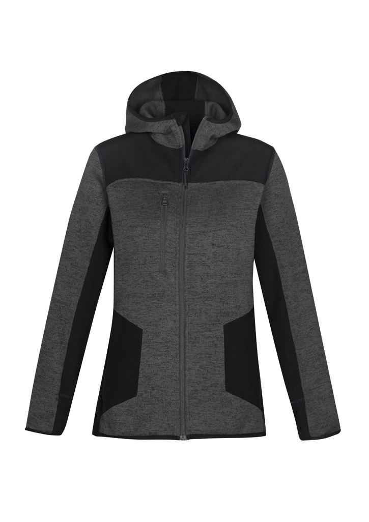 Picture of Biz Collection Women's Jasper Hooded Jacket