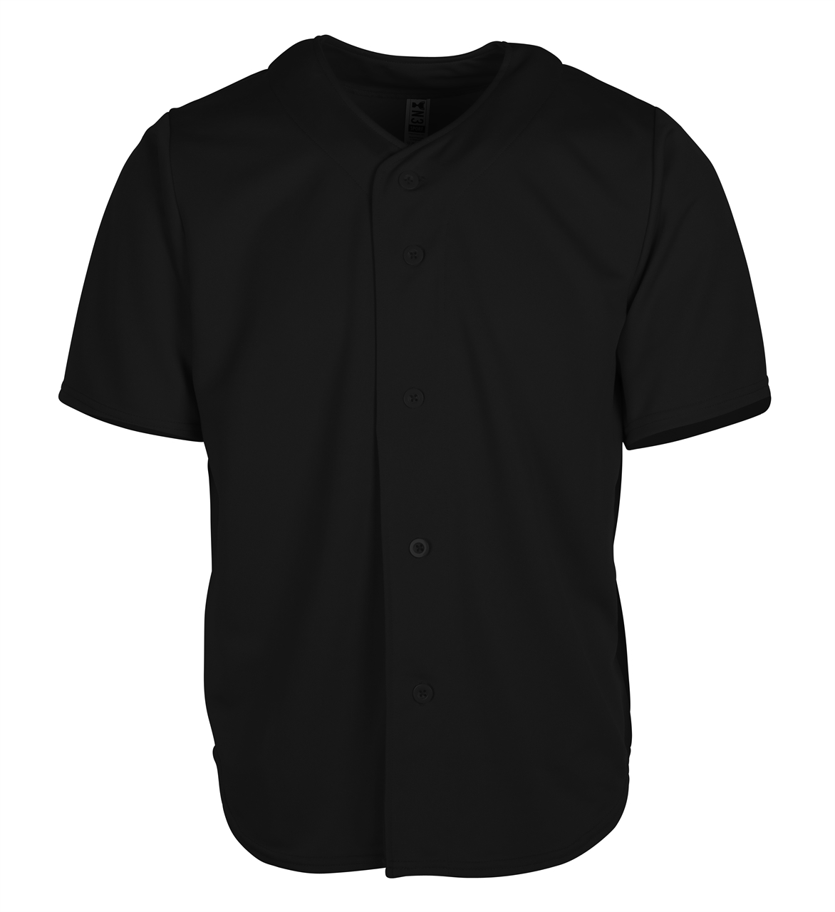 Picture of N3 Sport Full Button Baseball Youth Jersey