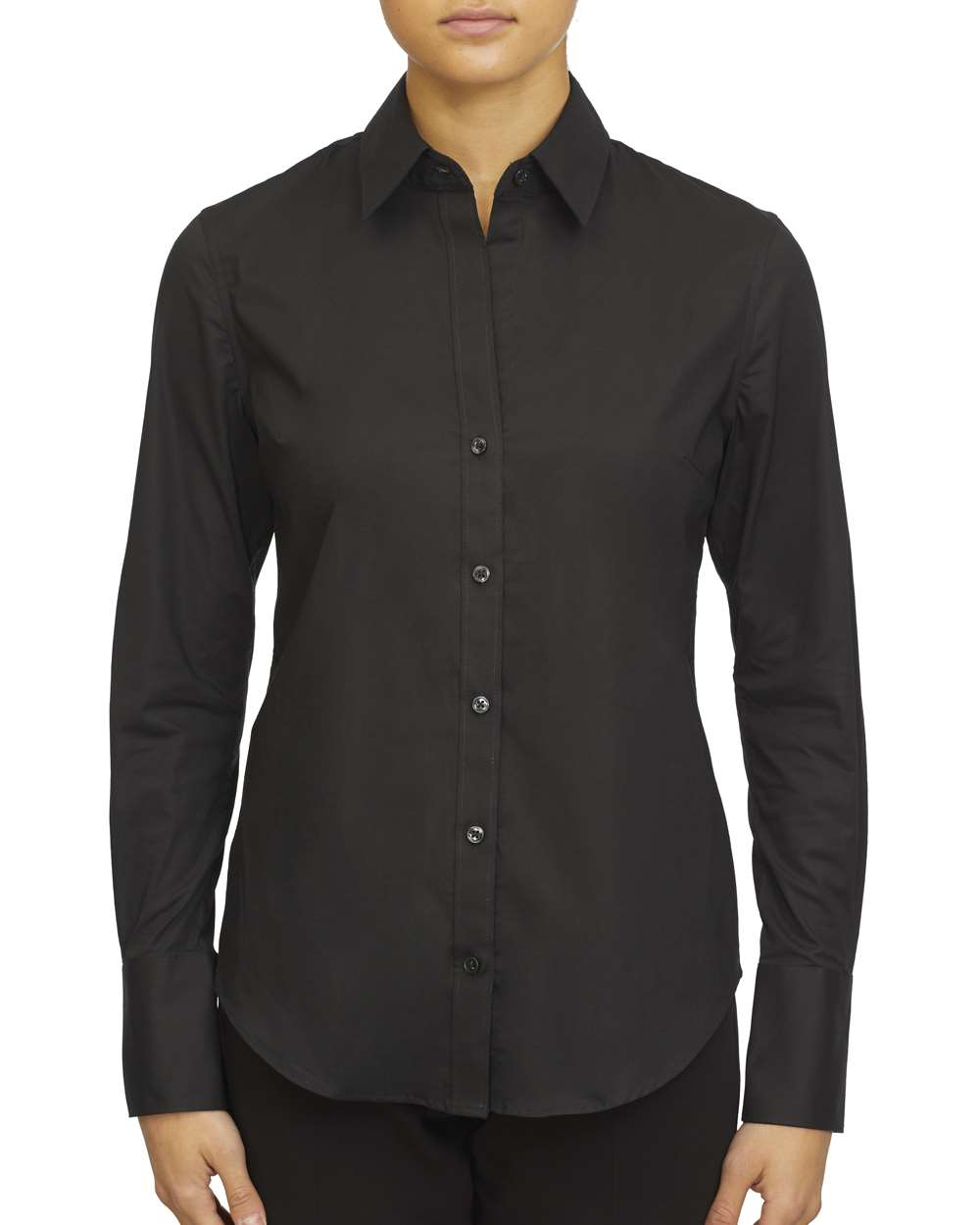 Picture of Calvin Klein Women's Cotton Stretch Shirt