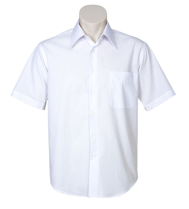 Picture of Biz Collection Mens Metro Short Sleeve Shirt