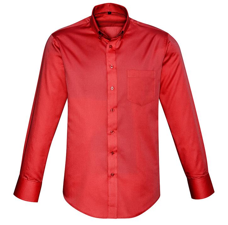 Picture of Biz Collection Dalton Mens Long Sleeve Shirt