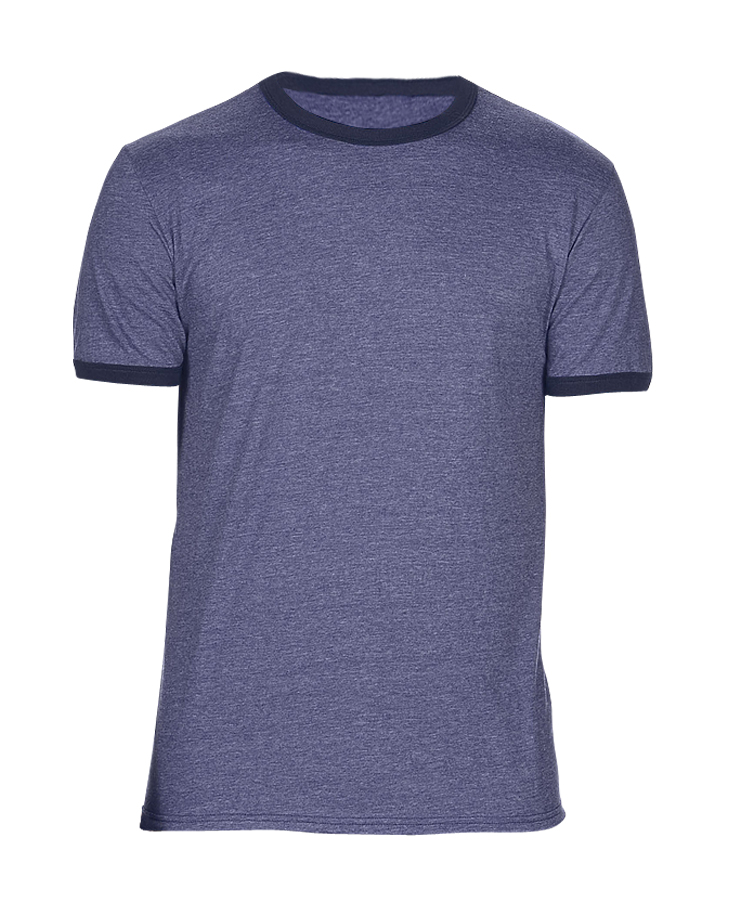 Picture of Anvil Adult Lightweight Ringer Tee