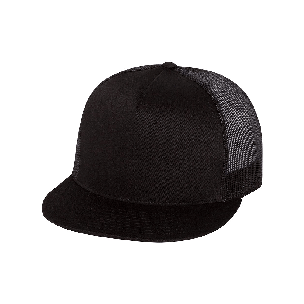 Picture of YUPOONG Five-panel Classic Mesh Trucker