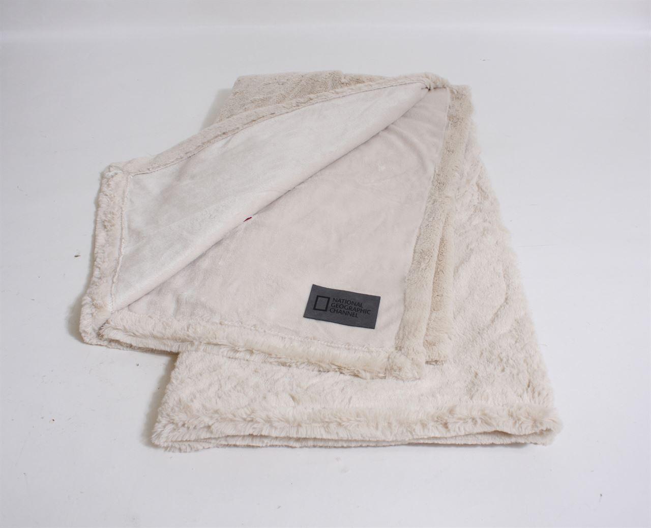 Picture of Kanata Blanket Co. Kanata Velvafur Throw
