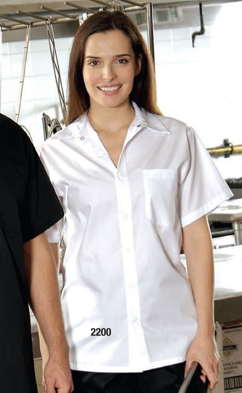 Picture of Premium Uniforms Cook Shirt With Snaps