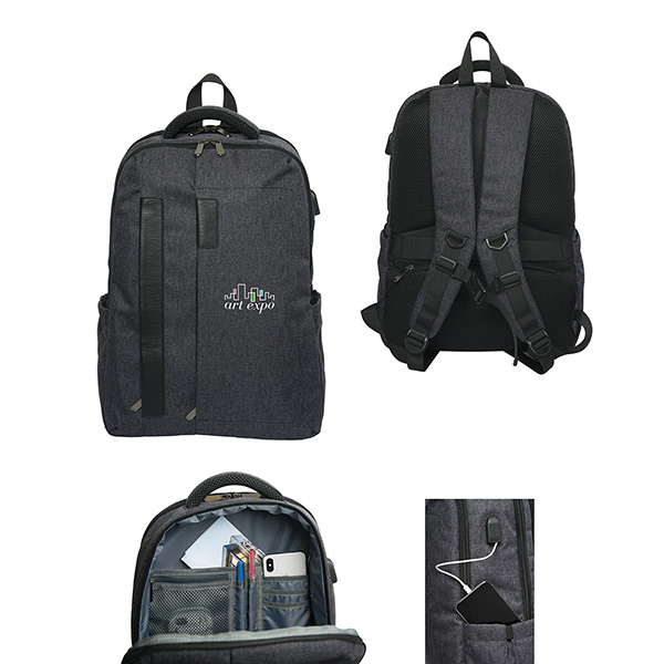 Picture of Savannah Charge Laptop Backpack