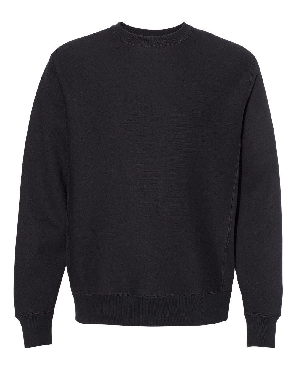 Picture of Independent Trading Co. Premium Heavyweight Cross-Gain Crewneck Sweatshirt