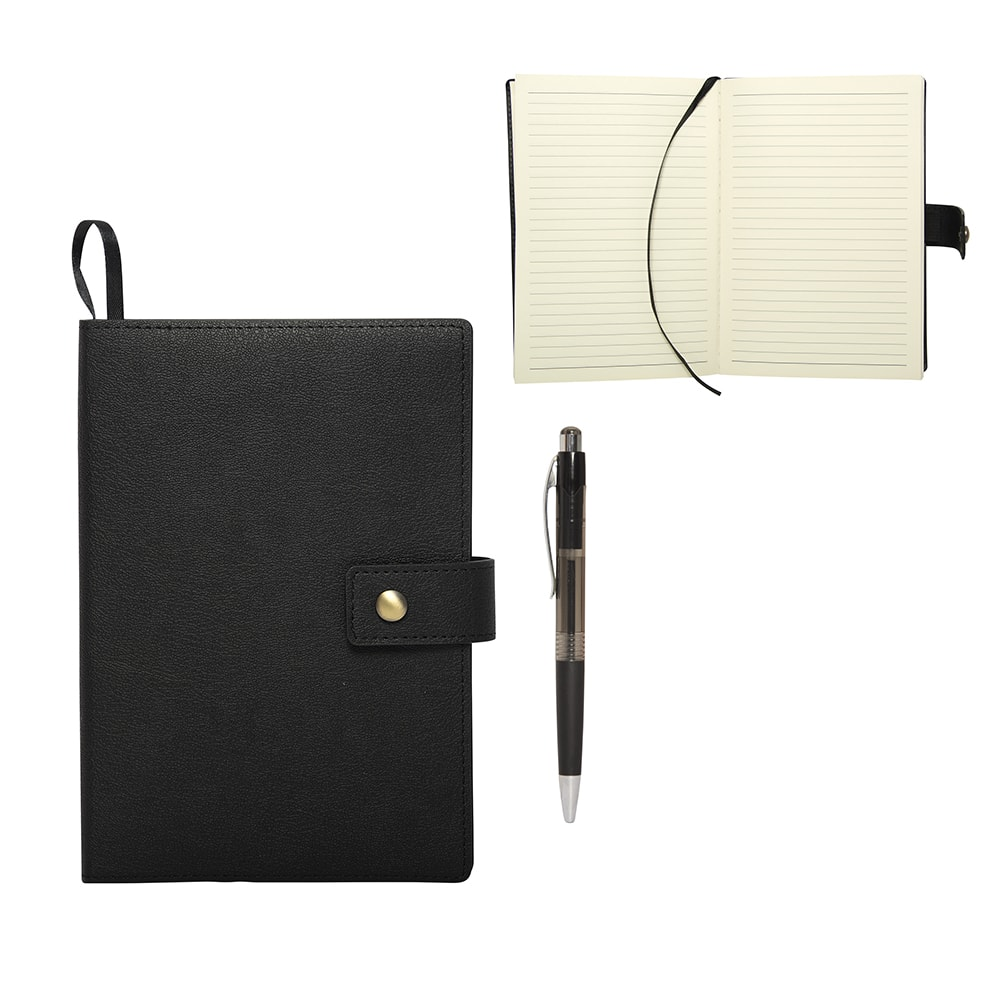 Picture of Dante Button Closure Journal