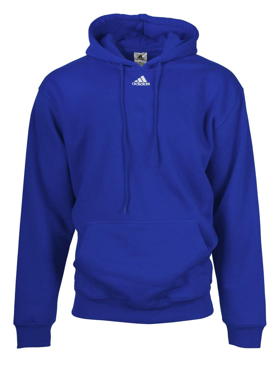 Picture of Adidas Adult Team Fleece Hoodie