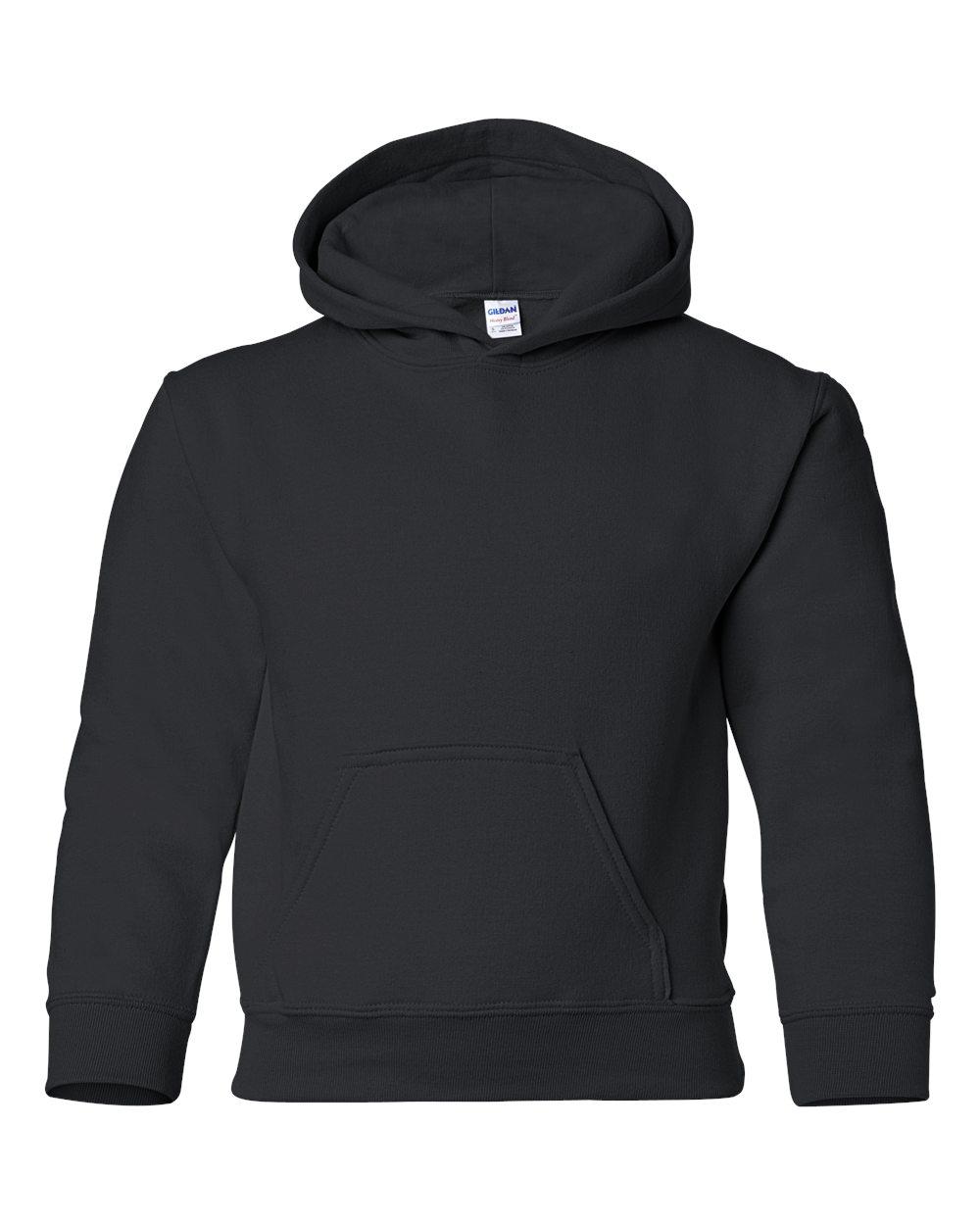 Picture of Gildan Youth Hooded Sweatshirt