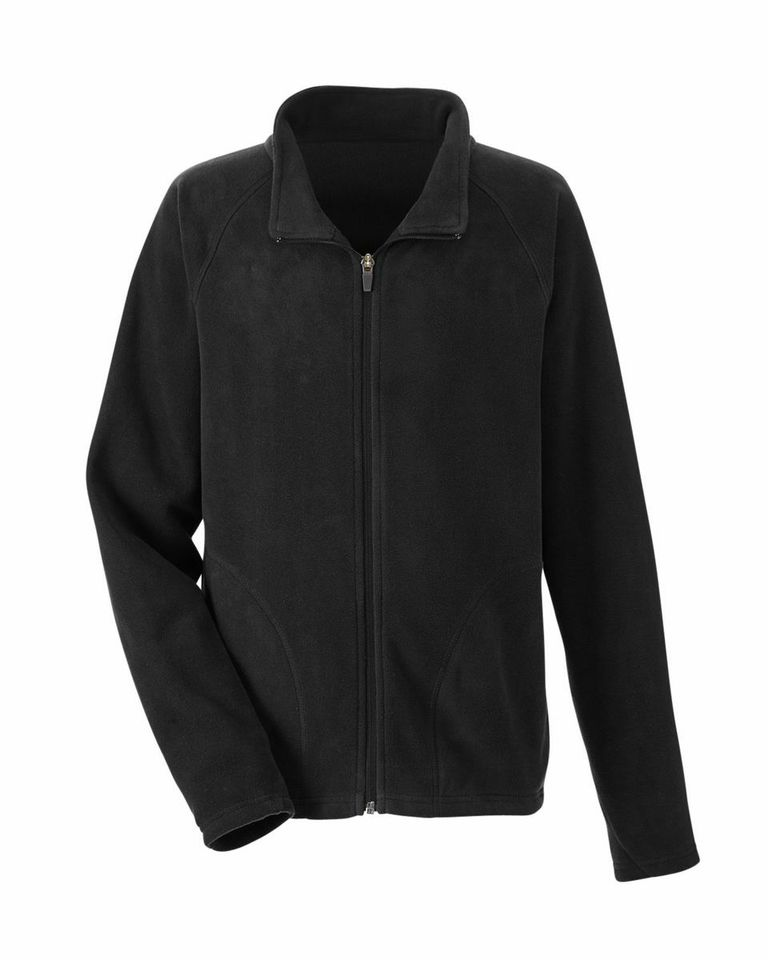 Picture of Team 365 Youth Campus Microfleece Jacket