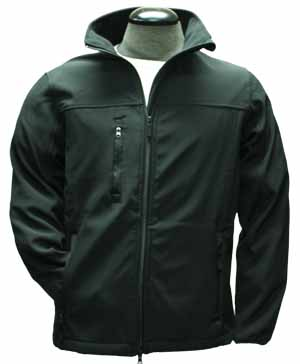 Picture of East Lake Apparel Mens Soft Shell Jacket