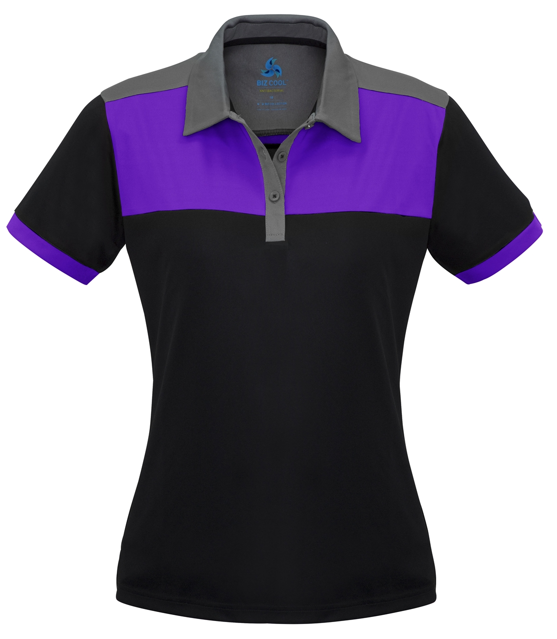 Picture of Biz Collection Charger Ladies Polo