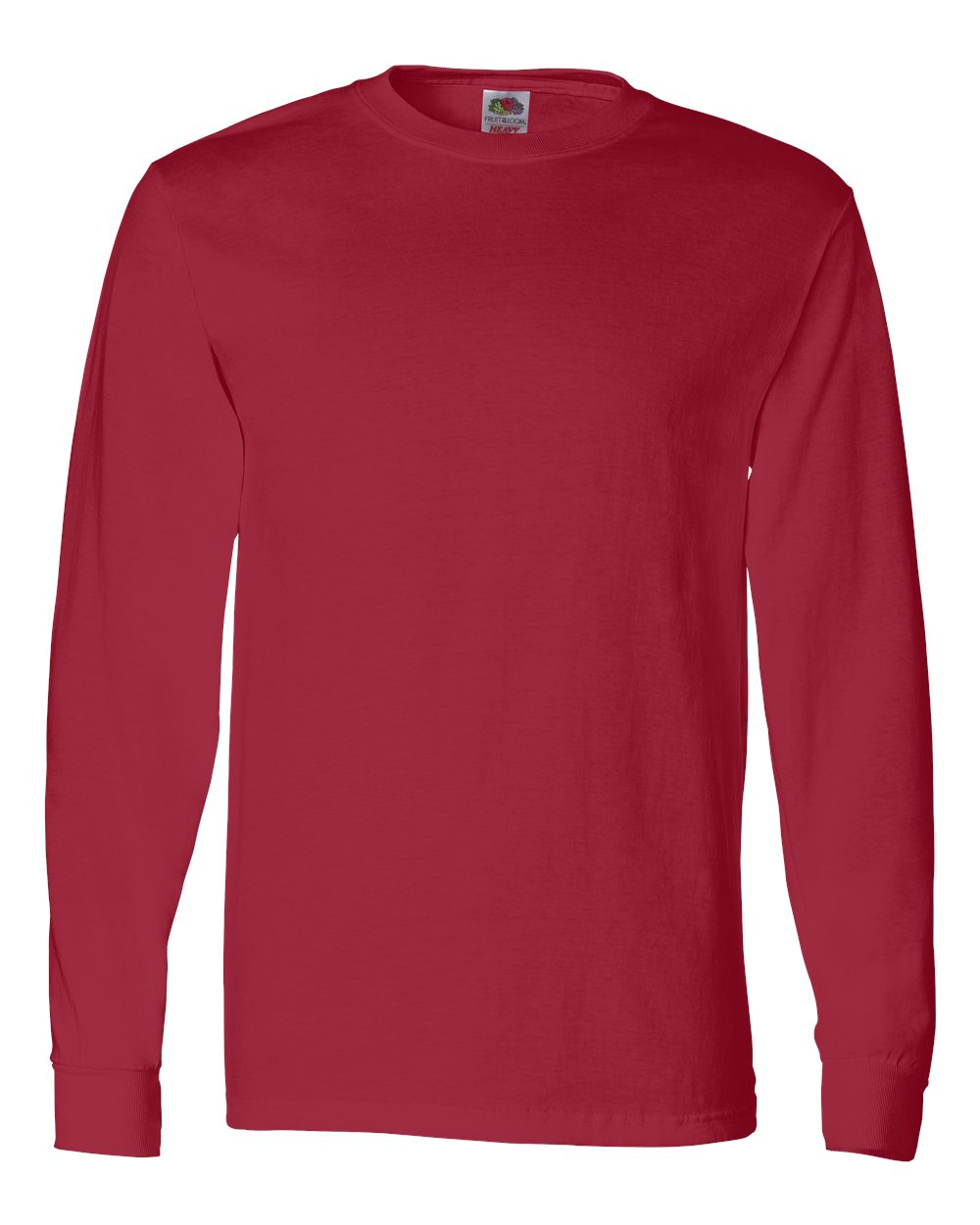 Picture of Fruit Of The Loom HD Cotton Long Sleeve T-Shirt