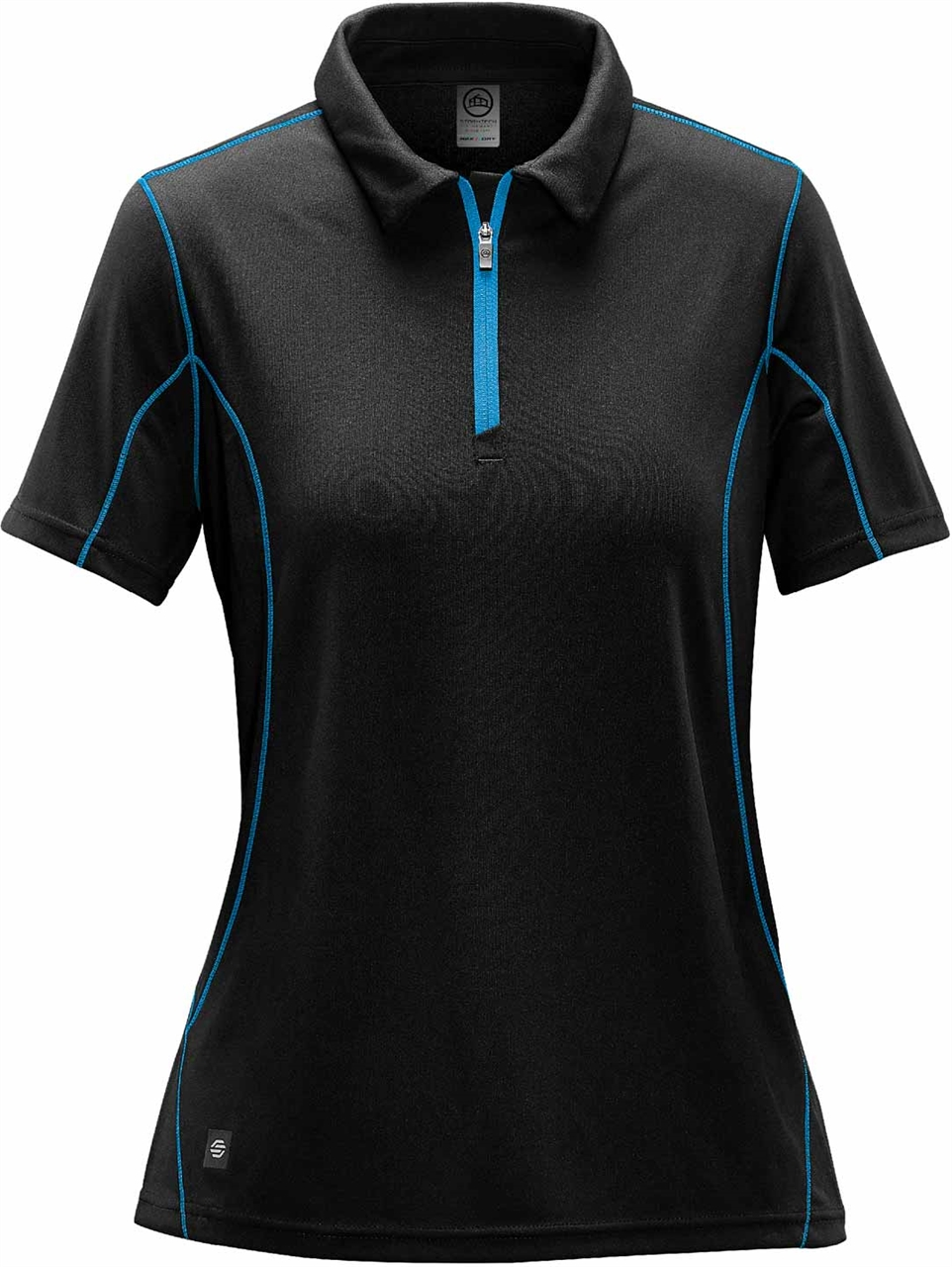 Picture of Women's Pulse 1/4 Zip Polo