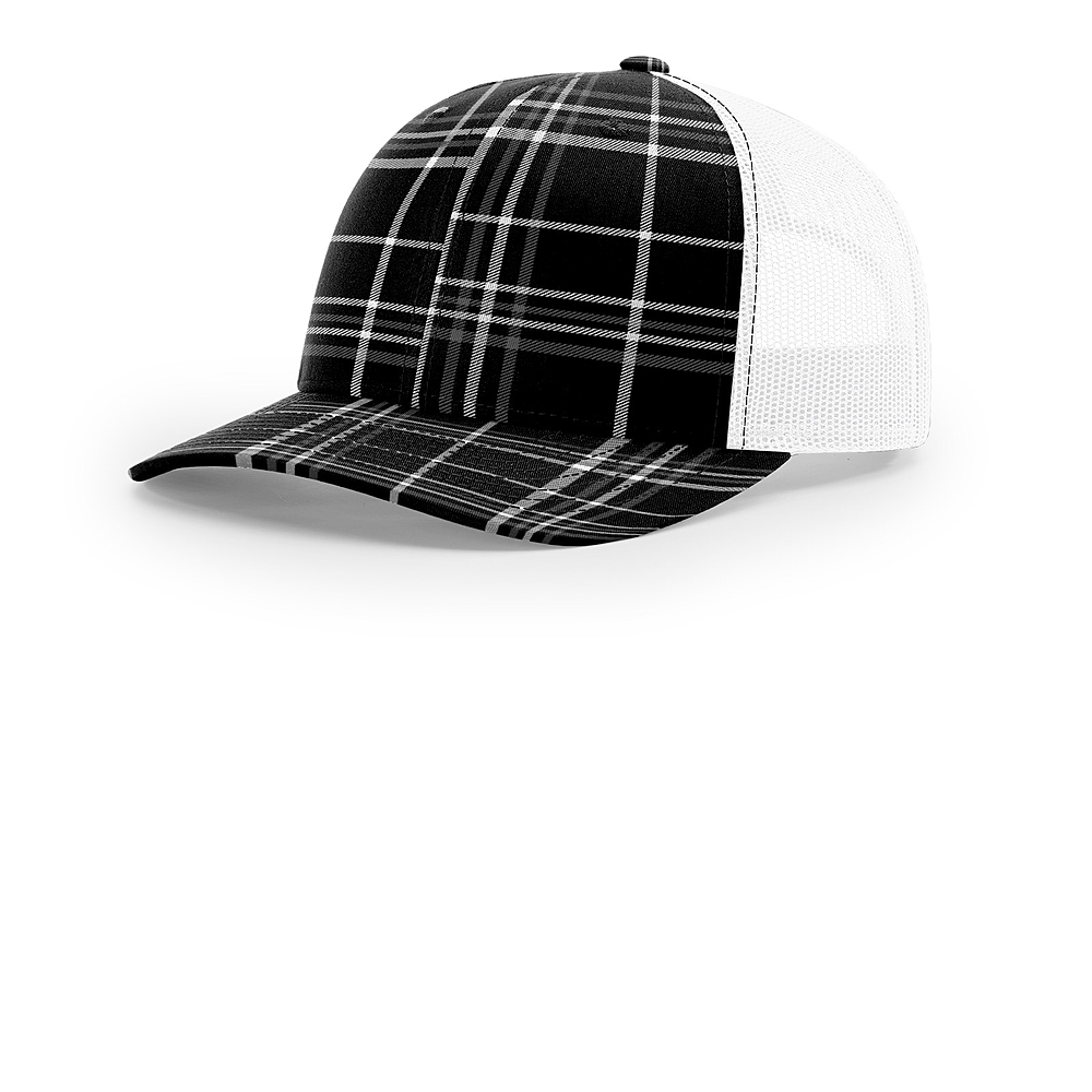 Picture of Richardson Printed Trucker Hat