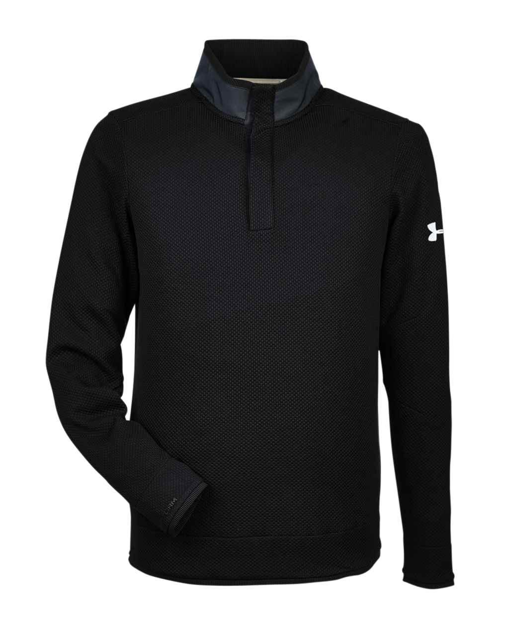Picture of Under Armour Men's Corporate Quarter Snap Up Sweater Fleece