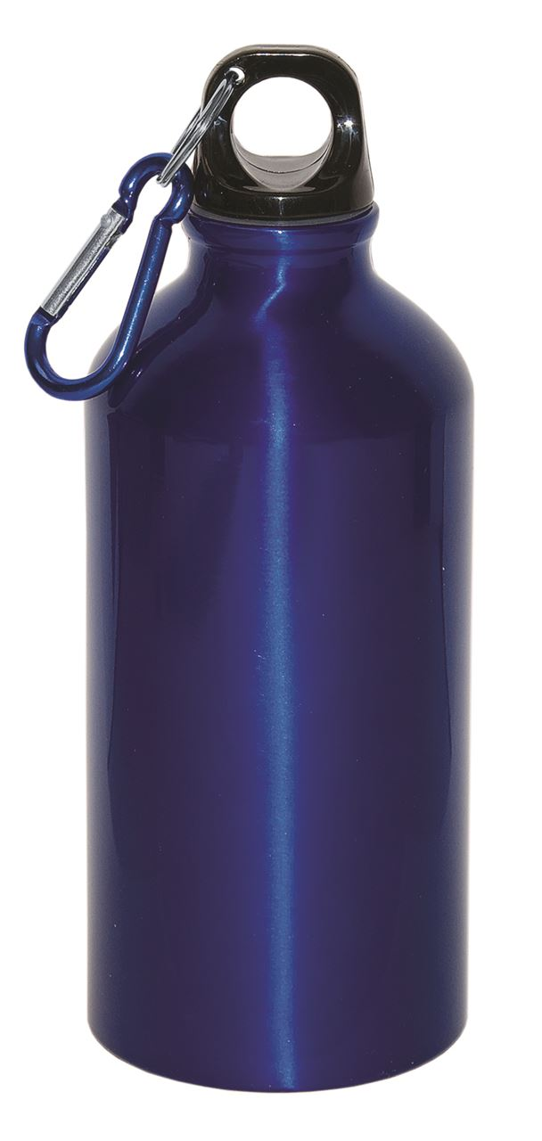 Picture of Aluminum Water Bottle With Carabineer