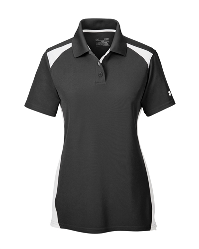 Picture of Under Armour Women's Team Colourblock Polo