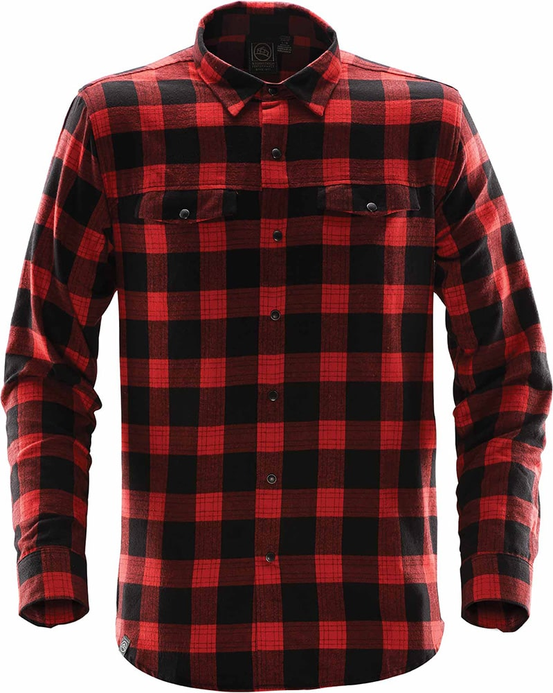 Picture of Men's Logan Snap Front Shirt